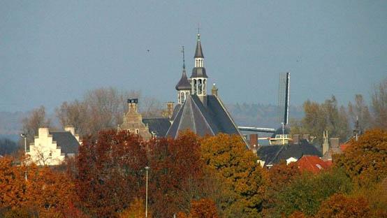 Historisch-centrum-Gennep-molen-de-Reus