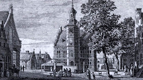 Raadhuys-Gennep-1758-Jan-de-Beijer