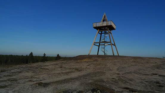 Maasduinen-Uitkijktoren-bij-Afferden