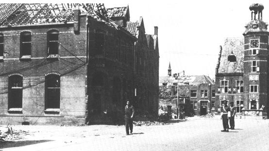 StadhuisGennep1945