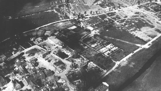 Transitikamp-Gennep-1945
