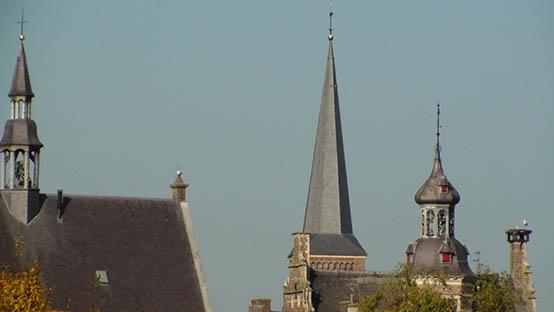 Ooievaars-Gennepse-torens